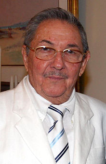 Image illustrative de l'article Raúl Castro