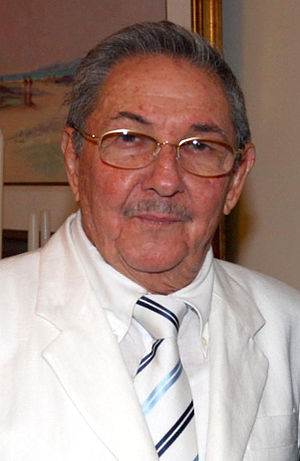 Politics of Cuba - Current First Secretary of the Communist Party Raúl Castro