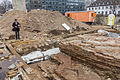 Pressekonferenz zu den archäologischen Grabungen am Rheinboulevard Köln-Deutz-5102.jpg