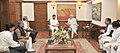 Prime Minister Narendra Modi receives a Shiv Sena delegation on education initiatives.jpg