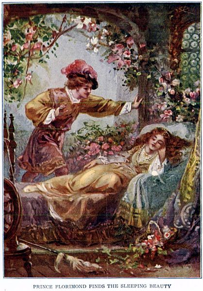 Prince Florimund and the sleeping beauty, wiki