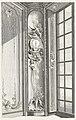 Print, Cadran à Vent de Me le Duc de Mortemart en 1724 (Design for a Barometer for the Duc of Mortemart in 1724), plate 98, in Oeuvres de Juste-Aurèle Meissonnier (Works by Juste-Aurèle Meissonnier), (CH 18222729).jpg