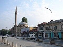 Prishtina mosque