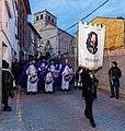Procesión del Santo Entierro del Viernes Santo, Ágreda, Soria, España, 2018-03-29, DD 19.jpg