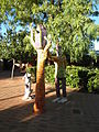 Public art - Here Birdy, Inglewood Library.jpg
