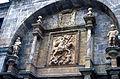 Puerta barroca del Monasterio de San Millán de Yuso (detalle).jpg