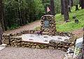 Pulaski Tunnel memorial - Wallace Idaho.jpg