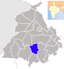 Punjab Barnala district map.png