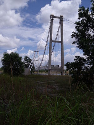 Putrajaya Monorail - Image: Putrajaya Monorail Bridge