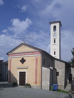 The old parish church