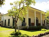 Queen Emma Summer Palace (Hanaiakamalama), Honolulu, Hawaii.JPG