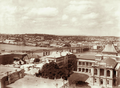 Queensland State Archives 2292 View of Brisbane from chimney of Bartons Electric Works and vicinity of City Hall c 1897.png