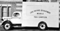 Queensland State Archives 2895 Civil Defence Department Mobile Tea Canteen at the Brisbane Correctional Centre Brisbane September 1941.png