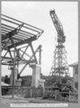 Queensland State Archives 3453 South approach hammerhead crane erecting steelwork of span No 4 Brisbane 1 March 1937.png