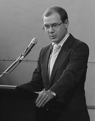 Andrew Fraser (Queensland politician) - Image: Queensland Treasurer Andrew Fraser