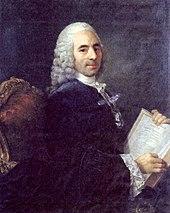 Portrait de François Quesnay