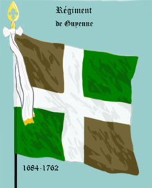 Image illustrative de l'article Régiment de Guyenne (1684)