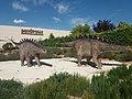 Réplica dinosaurio Dinópolis 2018.jpg