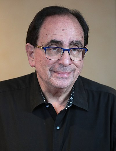 Picture of an author: R. L. Stine