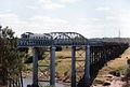 RM 1901 crossing the Dickabram Bridge ~1991.jpg