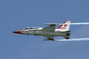 KAI T-50 Golden Eagle - Wikipedia, the free encyclopedia
