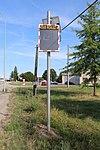 Radar pédagogique route Mâcon St Cyr Menthon 13.jpg