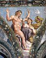 Raffael, Loggia di Psiche, Villa Farnesina, Rome 08.jpg