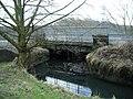 Railway bridge, Castle Vale - geograph.org.uk - 1731498.jpg