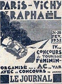 Rallye Paris – Saint-Raphaël Féminin
