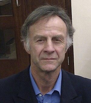 Ranulph Fiennes - Fiennes in 2011