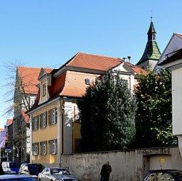 Untere Breite Straße in Ravensburg