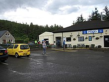 Real Food Cafe, Tyndrum