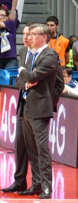 Obradoiro CAB - Moncho Fernández, coach since 2010