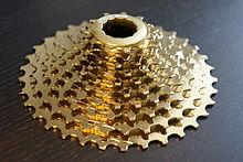 MTB Cassette 10Speed Sprocket Gear 13T Tooth Freewheel for Mountain Bike