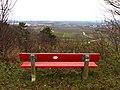 Red bench (15958164716).jpg