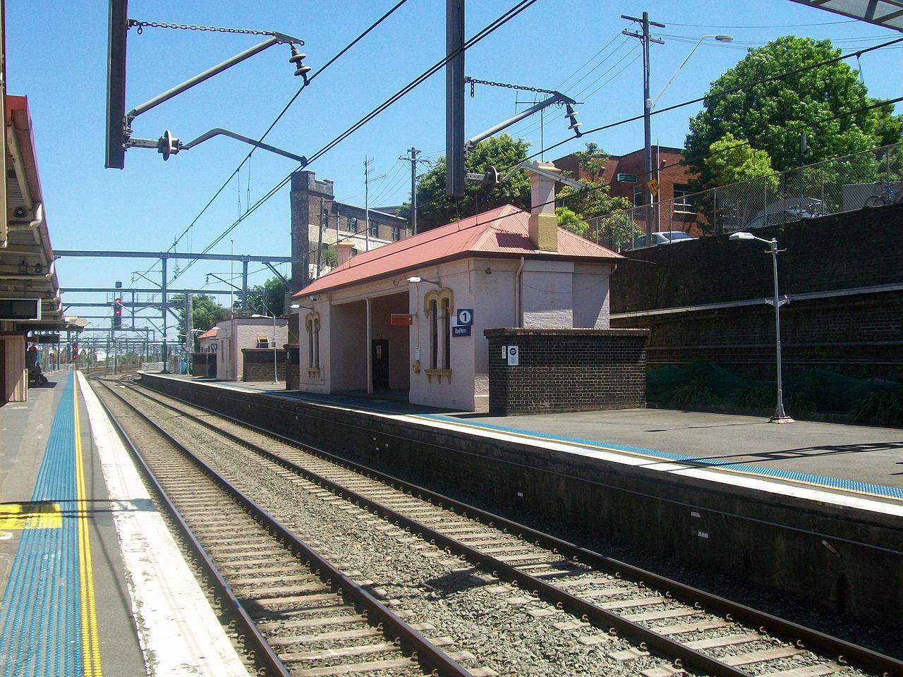 redfern station - photo #9