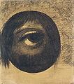 Redon, Odilo - El ojo -ca. 1880-1885.jpg