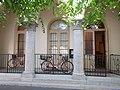 Reformed parish rectory office. - Iskola St., Cegléd, Hungary.JPG