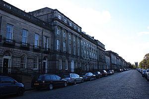Calton Hill - Royal Terrace, Edinburgh