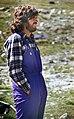 Reinhold Messner in 1985 in Pamir Mountains (13).jpg