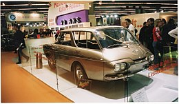 "Renault ""Cabine Avancee"" Prototype c.1957-60. This is the front! (16351996568).jpg"