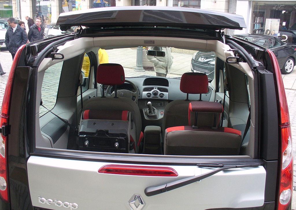 Tuning Kangoo - Fotos de coches - Zcoches