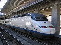 ferrocarriles renfe: