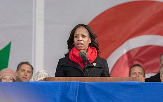 Mia Love - Love speaking at the 2017 March for Life in Washington, D.C.
