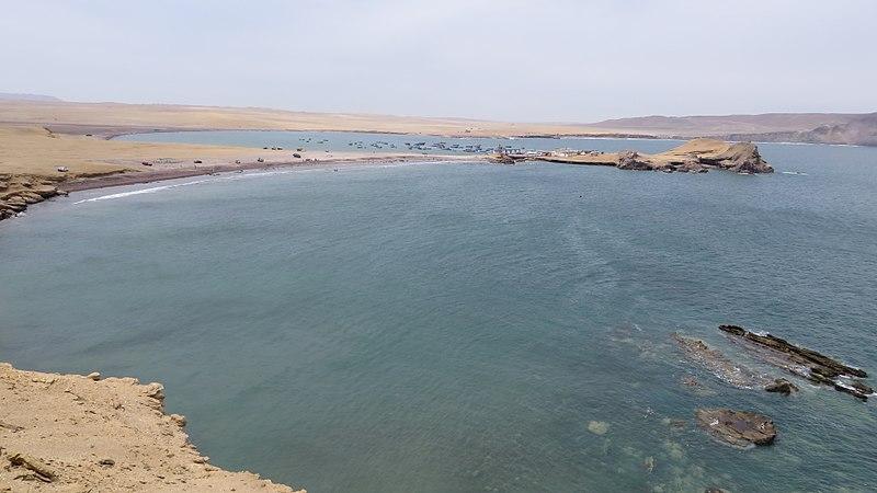 File:Reserva Nacional de Paracas, sector Lagunillas, Playa Lobo Varado, Ica, Perú.JPG