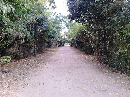 Reserva calle interna