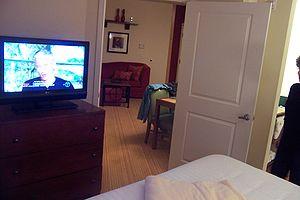Residence Inn by Marriott - Image: Residence Inn Arlington Room Interior