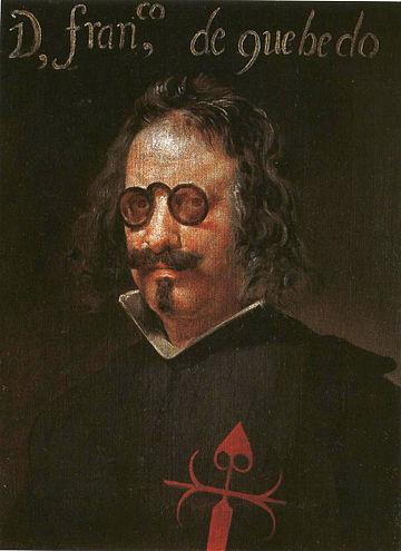 Retrato de Francisco de Quevedo