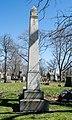 Reuben Wood grave - Woodland Cemetery.jpg