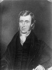 Revd William Williams (1781-1840) (print)